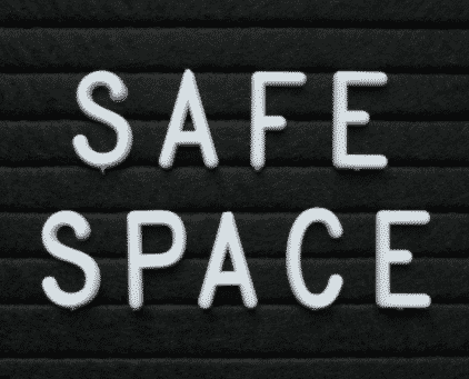 Most Effective Change Strategy for SaaS Sales Organizations- safe space image