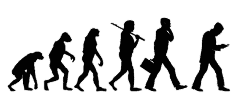 Adaptation graphic of evolution Facing and Overcoming the Fear of Feedback