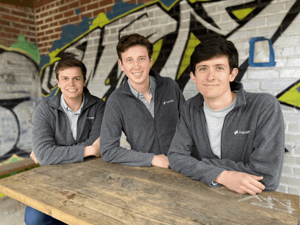 Navaytic Founding Team in Five Questions for Founders Featuring Navattic with Demo Solutions