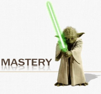 Mastering Introductions Based on Values and Strengths- yoda with master